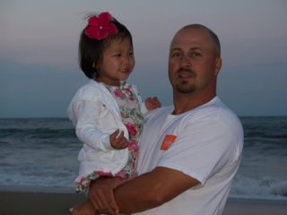Alayna and daddy